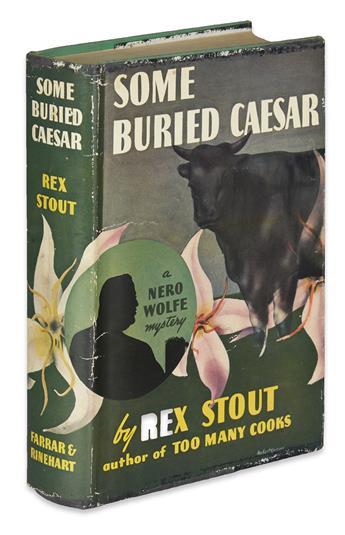 STOUT, REX. Some Buried Caesar.