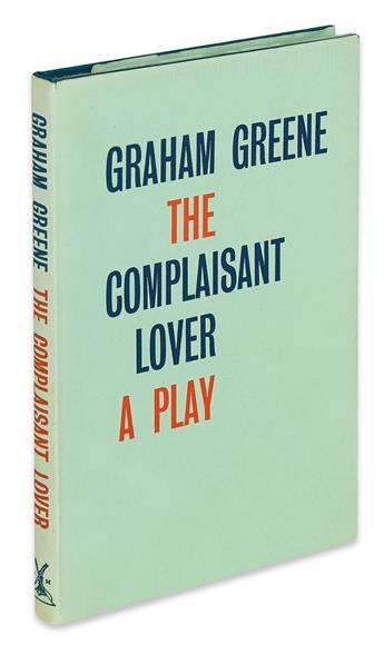 GREENE, GRAHAM. Complaisant Lover.