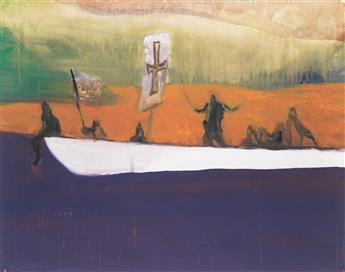 PETER DOIG Untitled (Canoe).