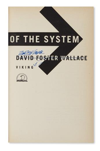 WALLACE, DAVID FOSTER. The Broom of the System.