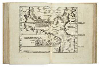 PTOLEMAEUS, CLAUDIUS. Geographicae Enarrationis Libri Octo.