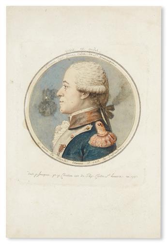 (SLAVERY AND ABOLITION.) HAITI. Vincent Oge, jeaune colon de St Domingues.