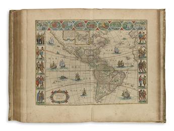 BLAEU, WILLEM and JOAN. Toonneel des Aerdrycx, oft Nieuwe Atlas. Tweede Deel; Tweede Deels, Tweede Stuck.