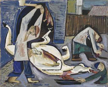HANANIAH HARARI Abattoir.