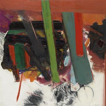 ALVIN D. LOVING, JR. (1935 - 2006) Variations on a Square.