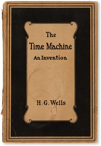 WELLS, H.G. Time Machine.
