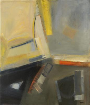 MERTON D. SIMPSON (1928 - 2013) Untitled.