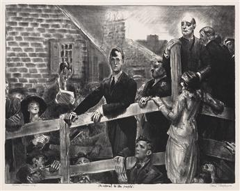 GEORGE BELLOWS The Appeal to the People.