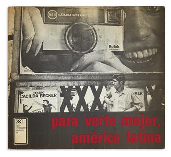 (PHOTOGRAPHY.) Gasparini, Paolo. Para verte mejor, América latina.