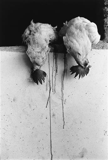 GRACIELA ITURBIDE (1942- ) Suite of 5 choice photographs from Mujeres de Juchitan.