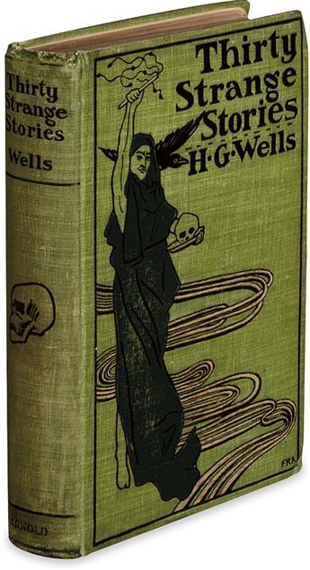 WELLS, H.G. Thirty Strange Stories.