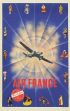ANONYMOUS AIR FRANCE. 38x24 inches. P. Chanove, Courbevoie.