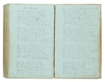 (CIVIL WAR--NAVY.) Walker, Samuel. Diary kept during the entire first cruise of the USS Kineo, a gunboat on the Mississippi.