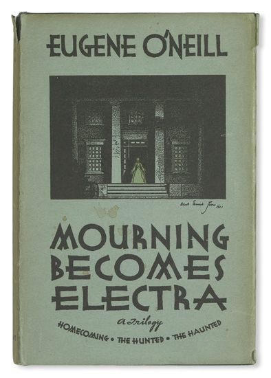 an analysis of mourning becoming eugene by eugene oneill